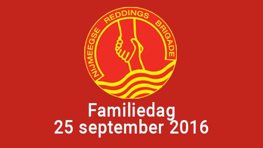 Familiedag 25 september 2016
