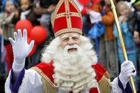 Sinterklaas aangekomen in Nijmegen
