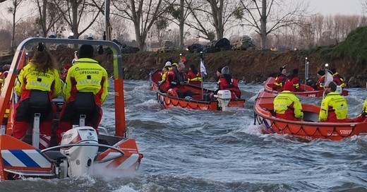 Serious Rescue voor Serious Request  30.000,00 euro